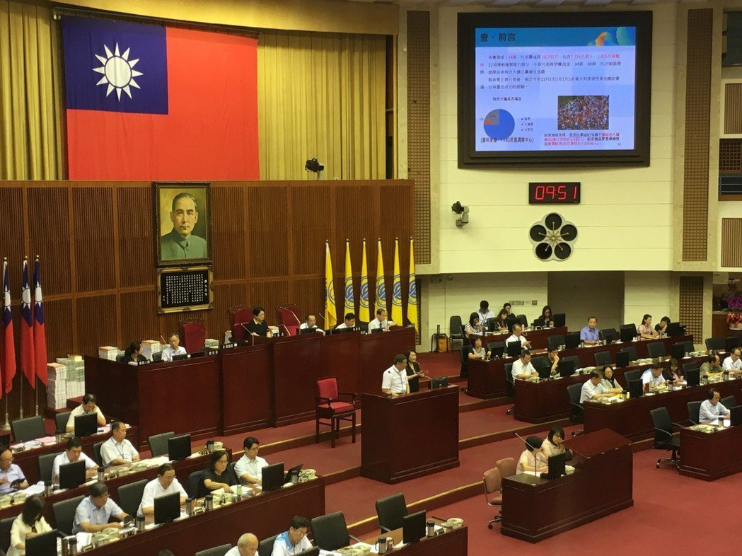 國民黨台北市議員提名未過半的策略,被黨內批評過度保守。 圖/聯合報系資料照片