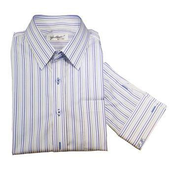 紳裝成立襯衫部門為顧客訂製有別傳統的襯衫 紳裝西服/提供