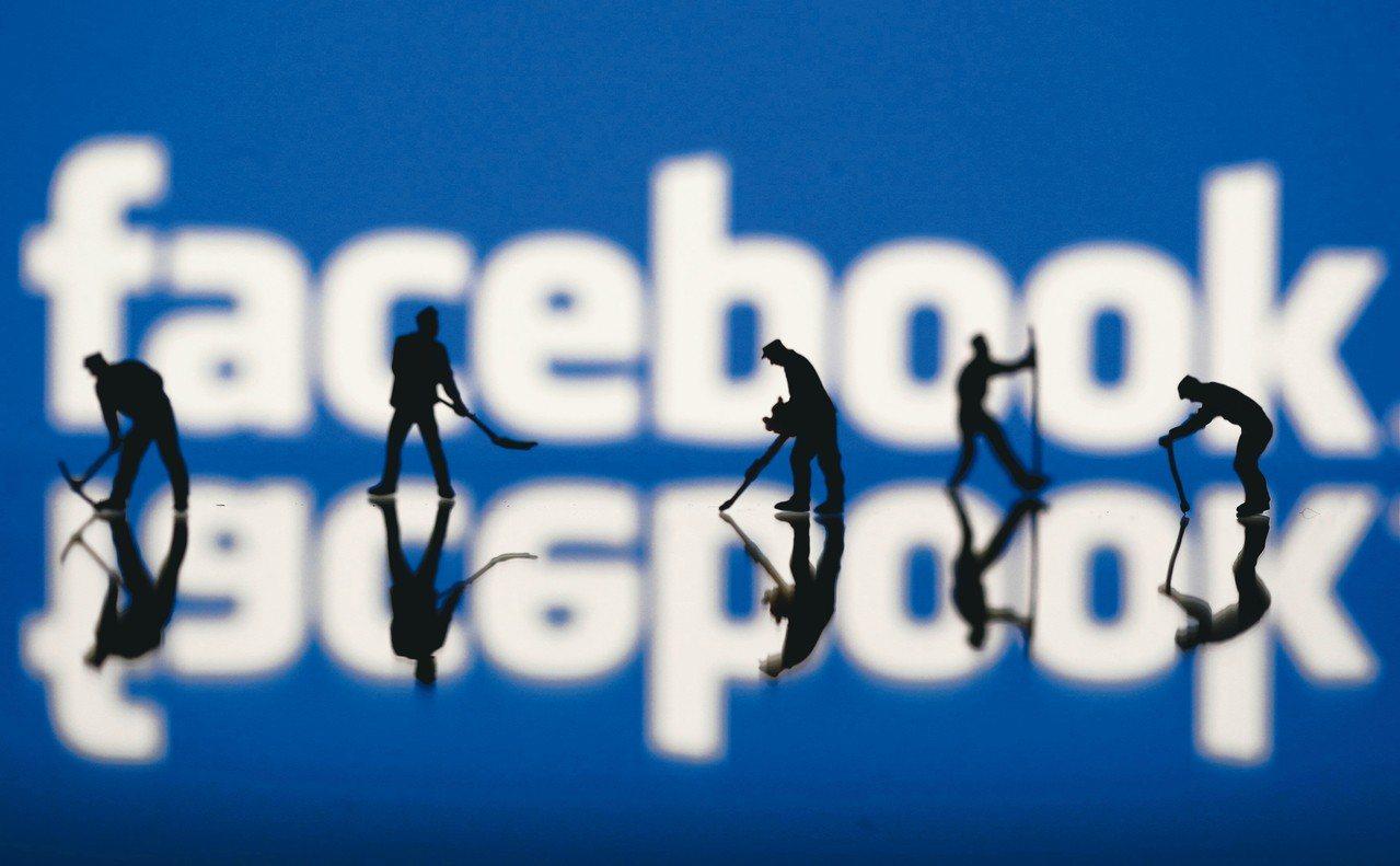 未來臉書、谷歌等美國科技業巨頭,恐將因歐盟新法繳交更高額營業稅。 路透