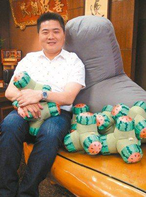 國民黨立委顏寬恒表示,自己的名字常被寫錯或念錯。 報系資料照