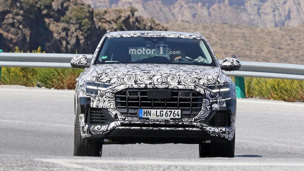 Audi Q8將搭載MLB模組化底盤。 摘自Motor 1