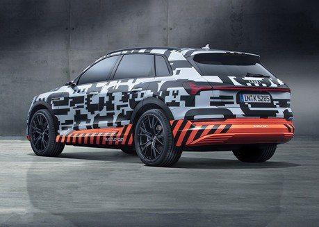 2019 Audi E-Tron 售價8萬歐元起跳