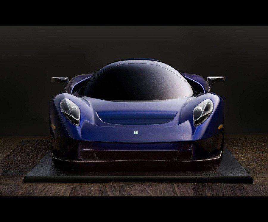 SCG 004S 將搭載Nissan GT-R的心臟。 Scuderia Cam...