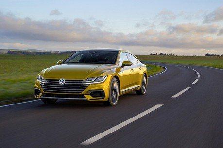 2019 VW Arteon R-Line套件 將於紐約車展發表