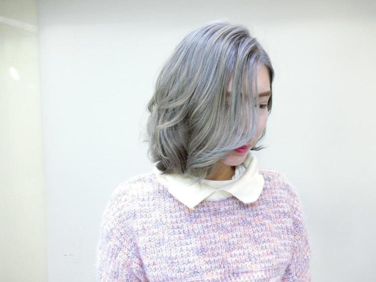 髮型創作/Lia莉雅。圖/StyleMap提供
