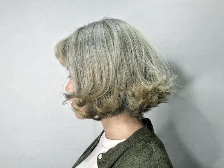 髮型創作/賈柏尼。圖/StyleMap提供