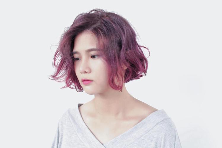 髮型創作/雪人Shannon 。圖/StyleMap提供