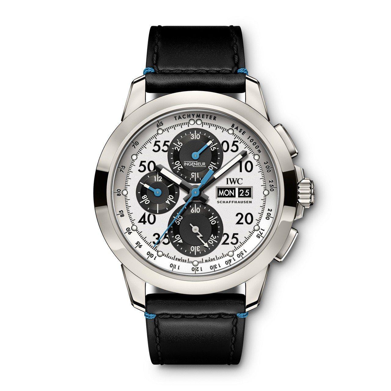 工程師運動計時腕表「第76屆古德伍德會員會議」特別版,鈦金屬表殼、自製計時機芯,...