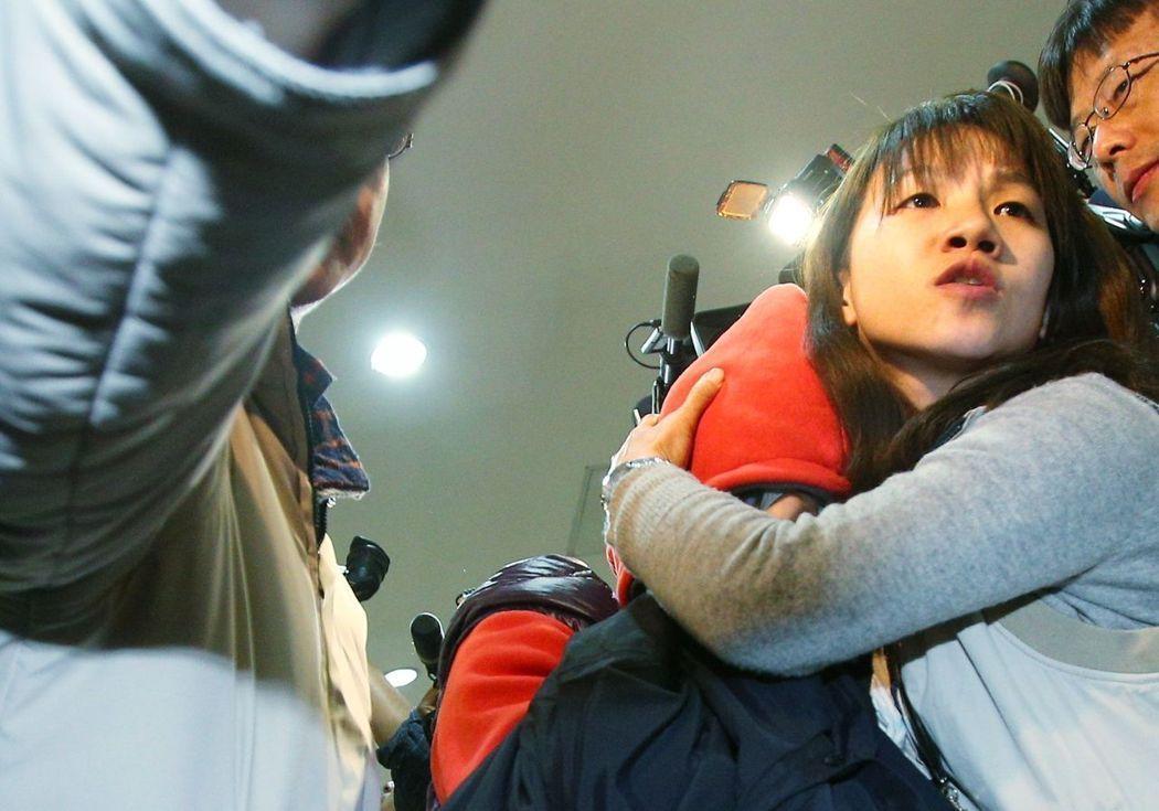 「曉曉」酒店女帳房胡錦蓮是中山一派出所員警遭羈押關鍵。圖/報系資料照