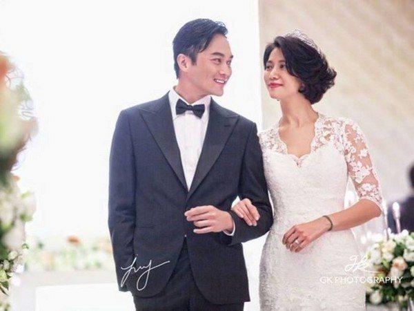 張智霖與袁詠儀是演藝圈著名的恩愛夫妻。圖/摘自臉書