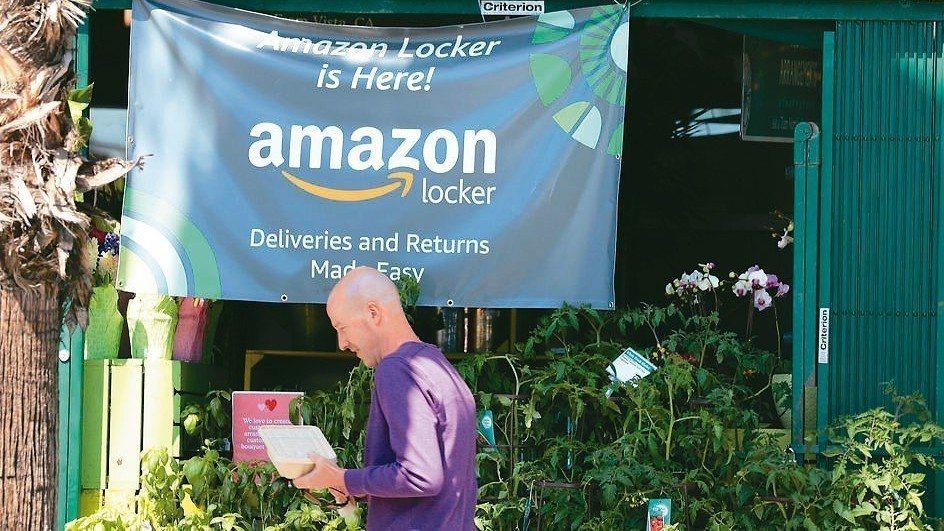 亞馬遜(Amazon)20日首次超越Google母公司字母(Alphabet),...