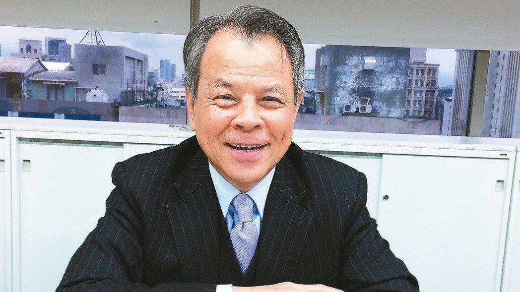 富邦產險董事長陳燦煌。 報系資料照