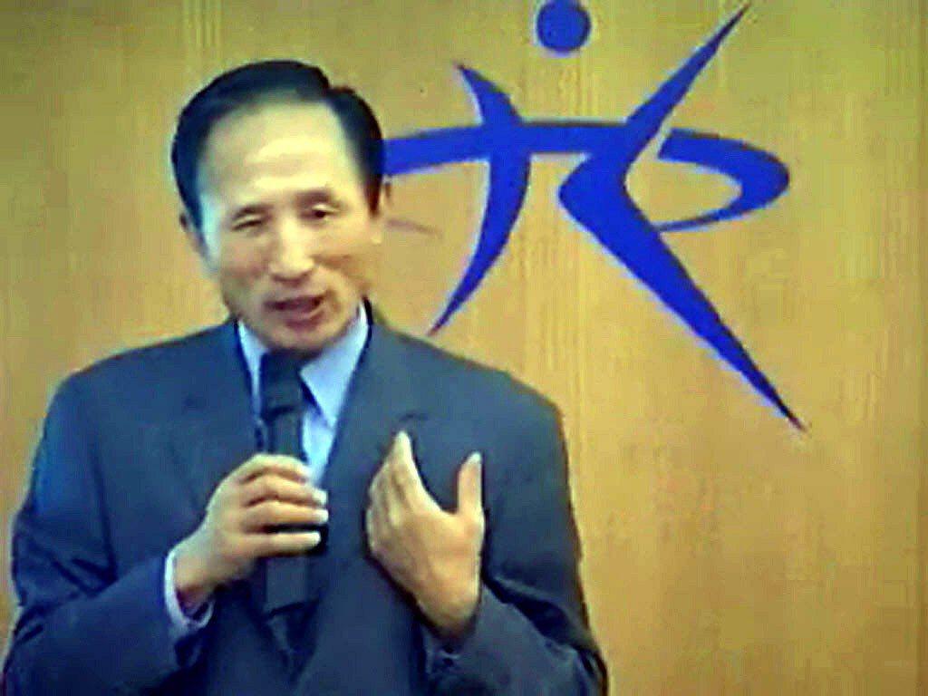 「我最近又回到韓國,創立網路金融公司。今年1月新設了叫作『BBK』的投資諮詢公司...