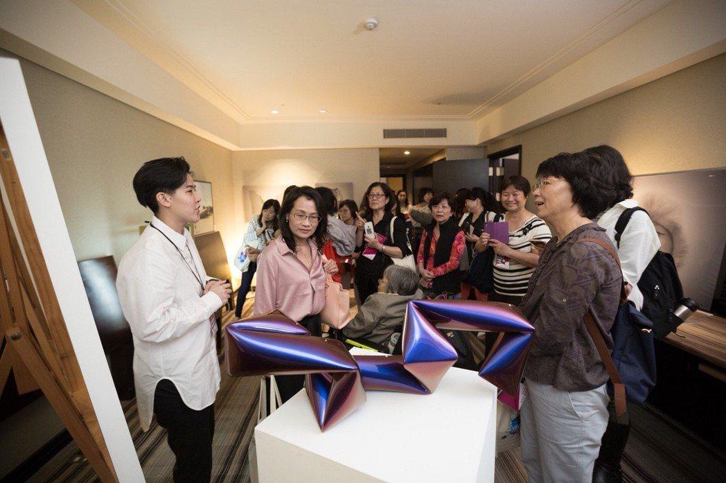 2018台南藝術博覽會 展會獲得一致好評