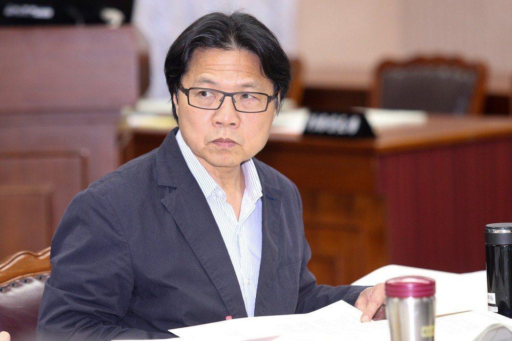 內政部長葉俊榮。記者林伯東/攝影