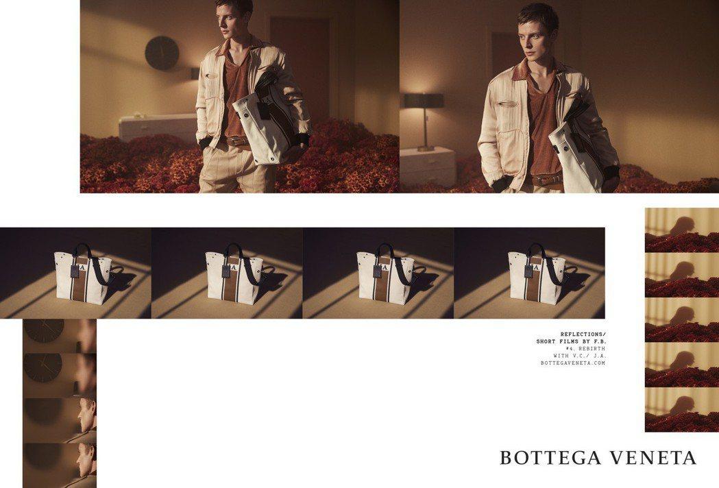 Bottega Veneta為Art of Collaboration藝術家創意...