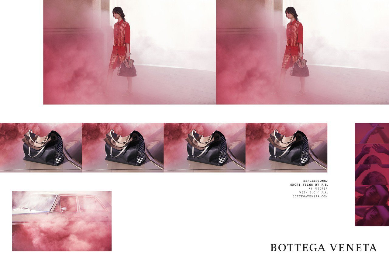 Bottega Veneta為Art of Collaboration藝術家創意...