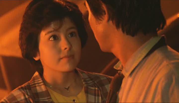 澤口靖子在哥吉拉影片中的造型仍然美麗動人。圖/摘自codysfilmandtv