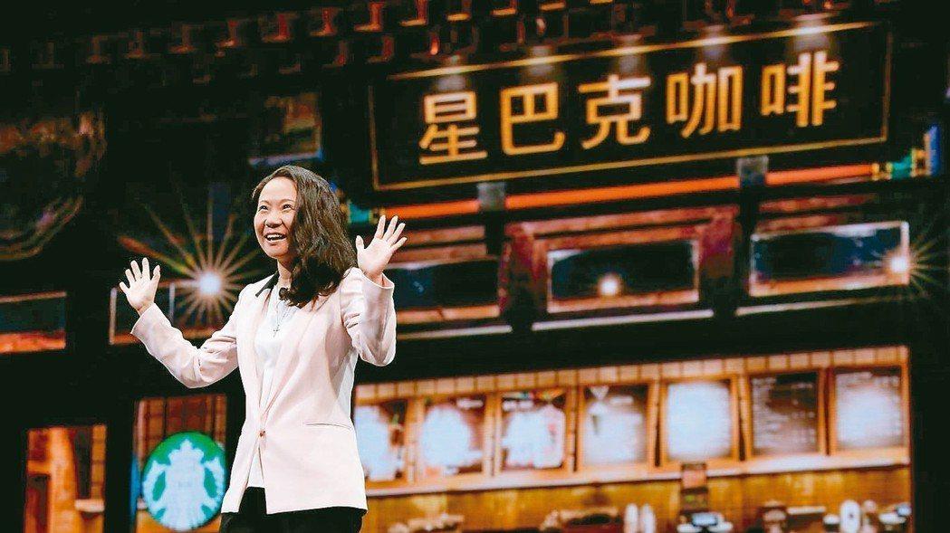 星巴克中國CEO王靜瑛美西時間21日在西雅圖企業總部的年度股東會上說,計畫202...