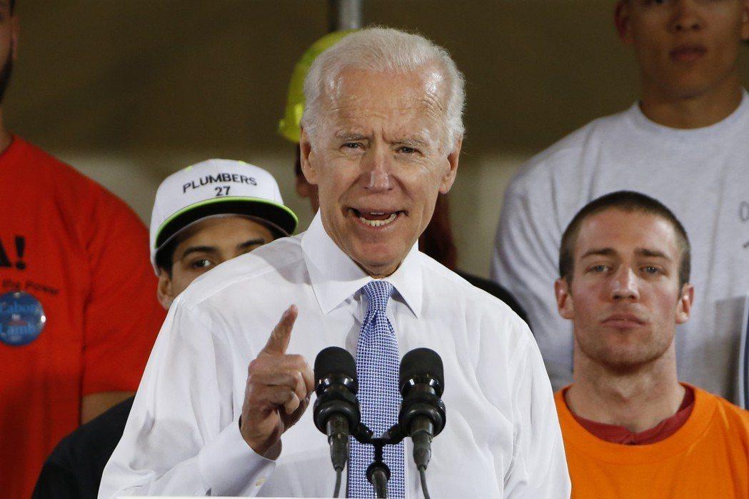 75歲的前美國副總統拜登率先開砲,71歲的川普總統立刻反擊,彼此都氣勢洶洶,揚言...
