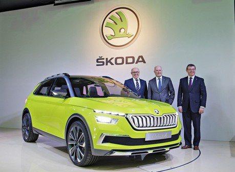Skoda銷售創新高!2年內再發表19款新車