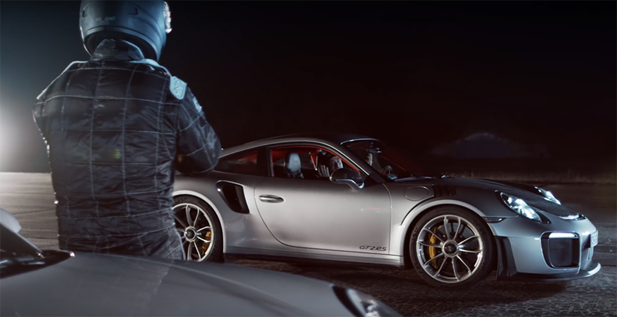 裁自Porsche影片