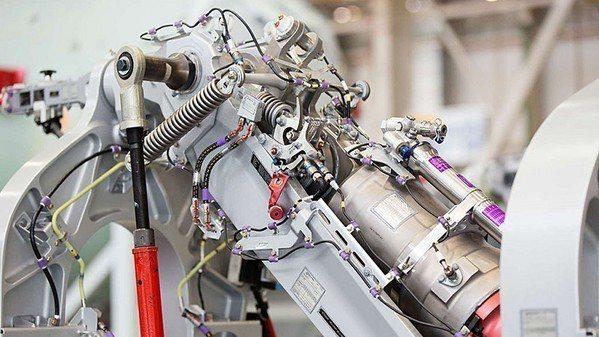 圖2 : 台廠主要聚焦在機器手臂之相關應用技術,若能將這些主要零組件加以整合開發...