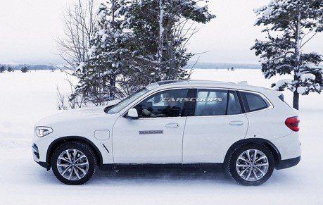 BMW iX3電動概念休旅車 將於北京車展發表?