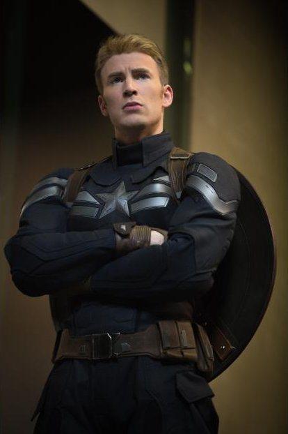 克里斯伊凡「美國隊長」形象深入人心。 圖/摘自imdb