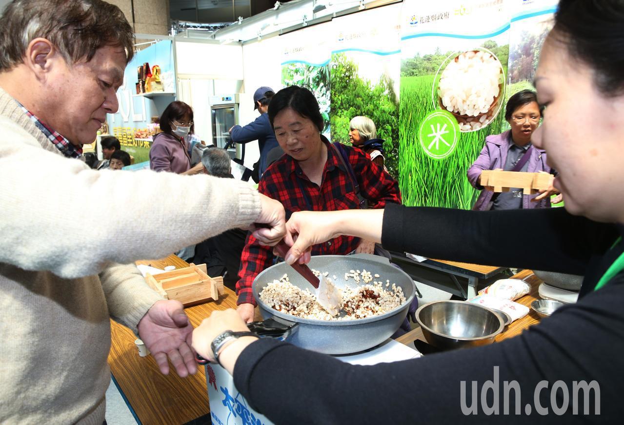 「2018台北健康養生展」今天在台北世貿一館登場,3月23-27展開活動。以「健...