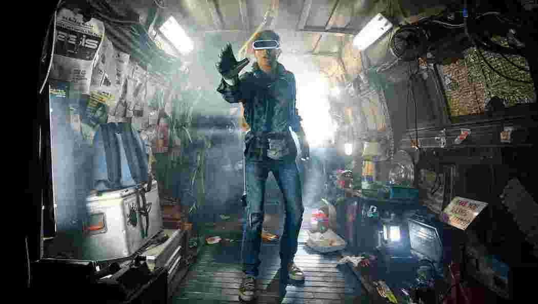 史蒂芬史匹柏的新片「一級玩家」開創視覺科技的新巔峰。圖/華納兄弟提供