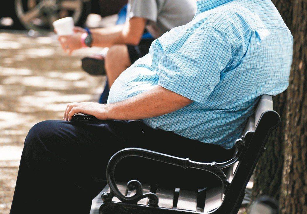 政府機構的研究說,南韓每年為肥胖付出9.15兆韓元(84億美元)的社會成本,成為...