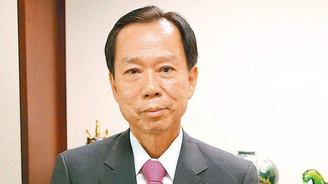 新普董事長宋福祥。 報系資料照