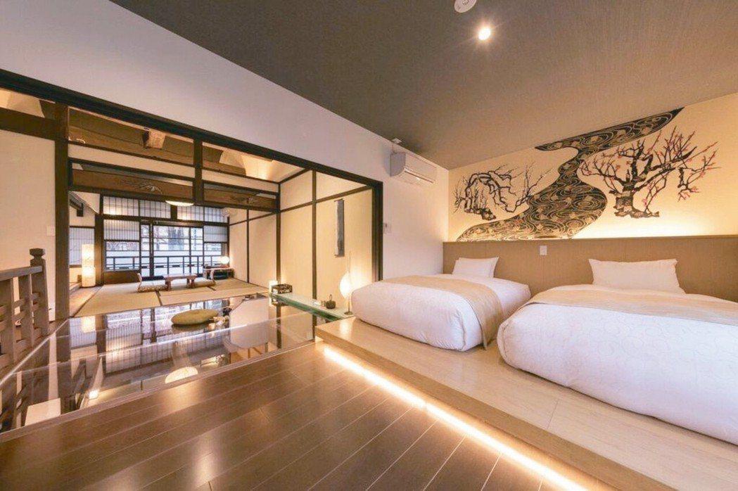 日式床榻向來受到國人喜愛。 Booking.com/提供