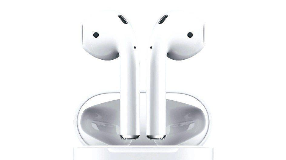 蘋果無線耳機AirPods在美國市占率高達85%。 圖/取自apple.com
