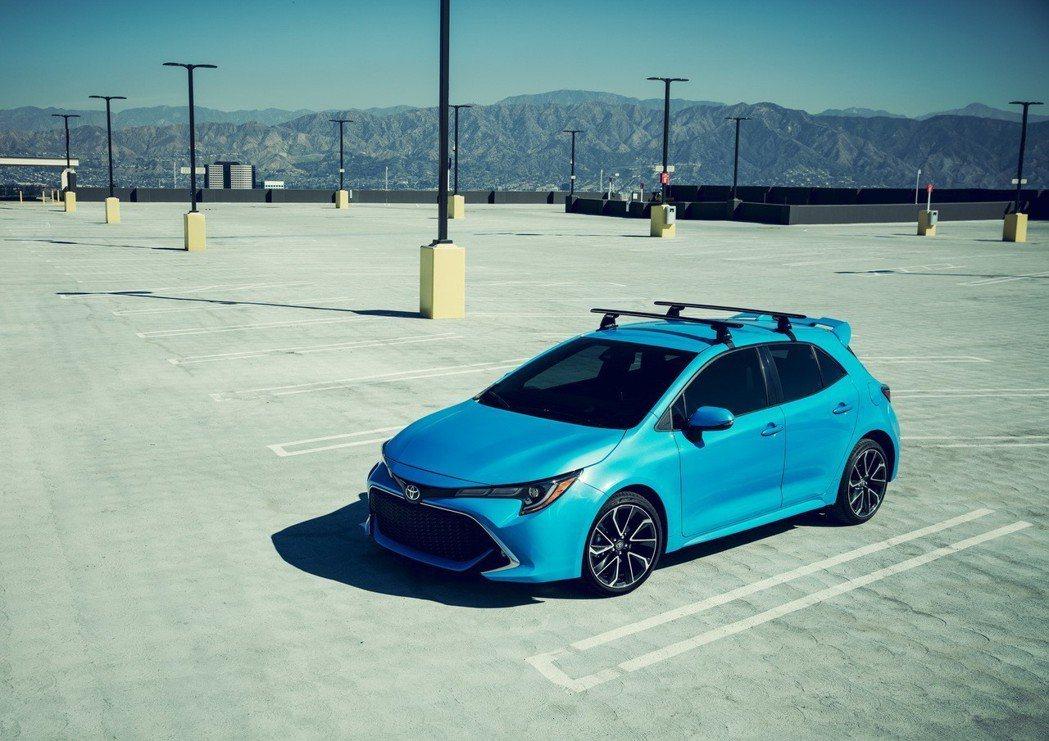 Toyota Corolla Hatchback 全車系標配TSS 2.0。 摘...
