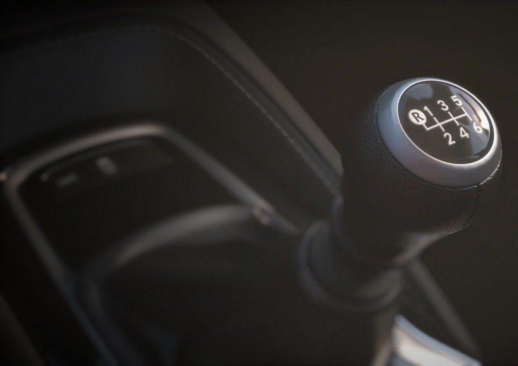 全新Toyota Corolla Hatchback可搭配六速iMT手排變速箱。...
