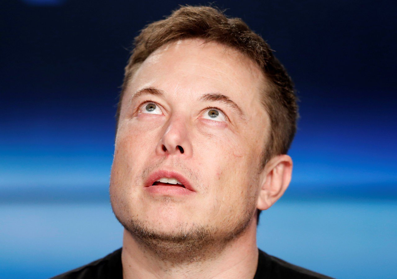 Tesla和SpaceX創辦人馬斯克。路透