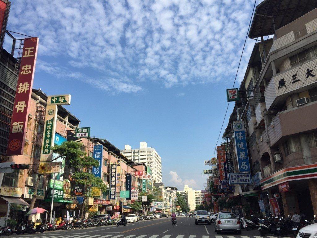 台中南區街景   圖/中信房屋提供