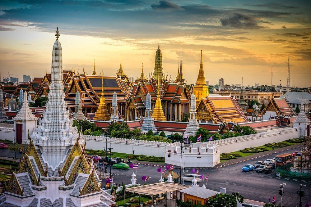 曼谷為國人海外熱門旅遊城市中CP值最高的城市。圖/Hotels.com提供