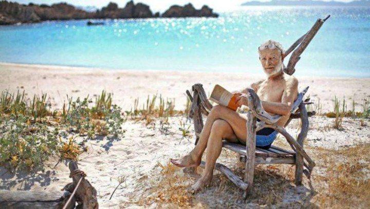 現年79歲的莫蘭迪獨自一人住在義大利的布德立島上。莫蘭迪臉書