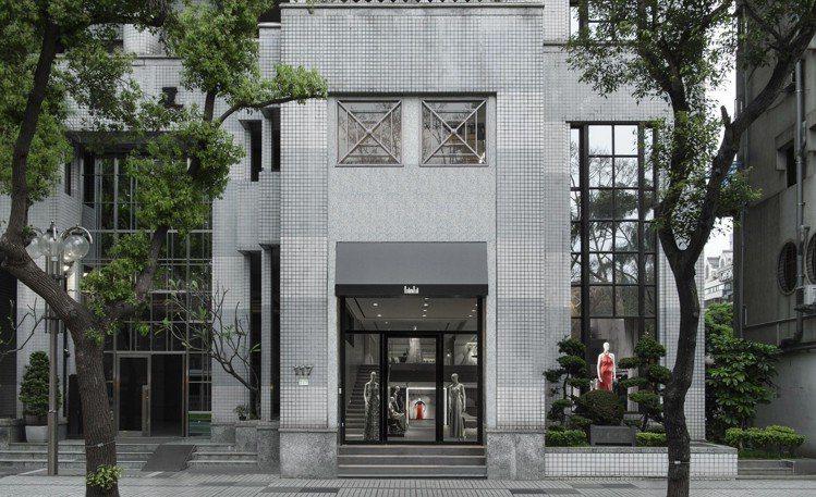 LinLi Boutique由中山北路搬遷至仁愛圓環。圖/LinLi Bouti...
