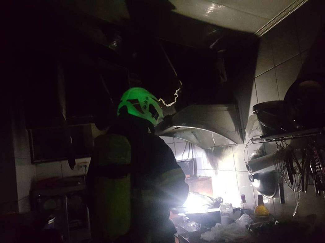 桃園市大溪區一處民宅今上午6點多發生火警,其裝設的住警器嗶嗶作響,讓民眾及早發現...