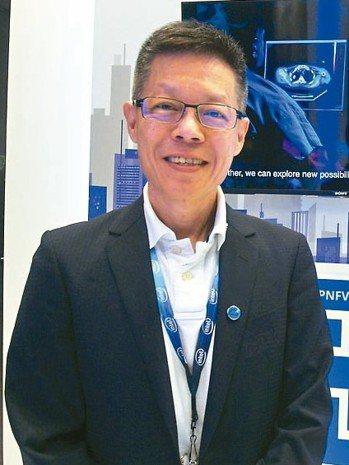 雲達科技總經理楊晴華。 圖/聯合報系資料照片