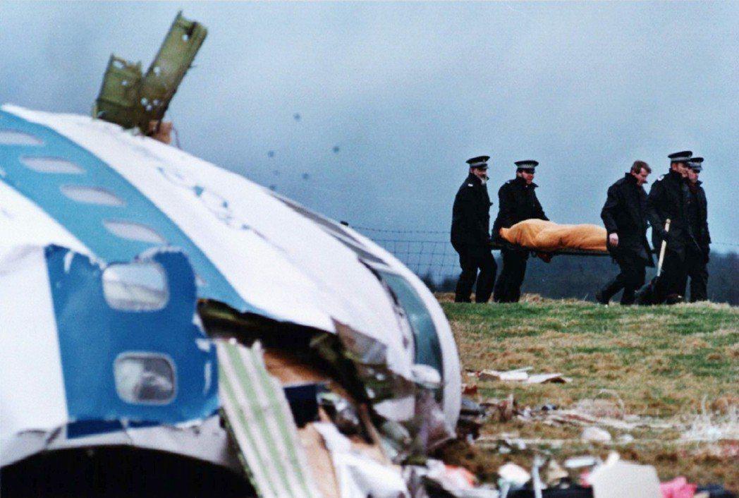 造成270死的洛克比空難,是格達費政權最令人髮指的恐攻事件。 圖/路透社