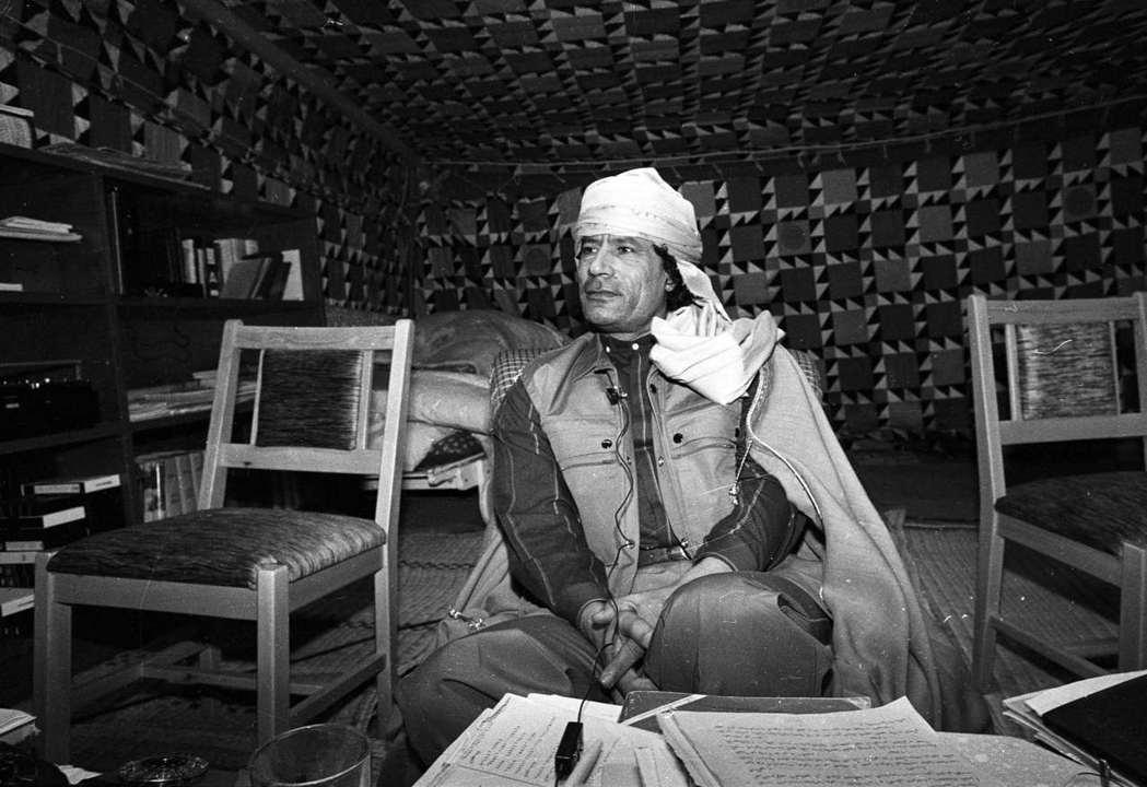 金援革命雖然讓格達費的特工觸手遍及全球,但利比亞也列名於「支持恐怖主義的國家名單...
