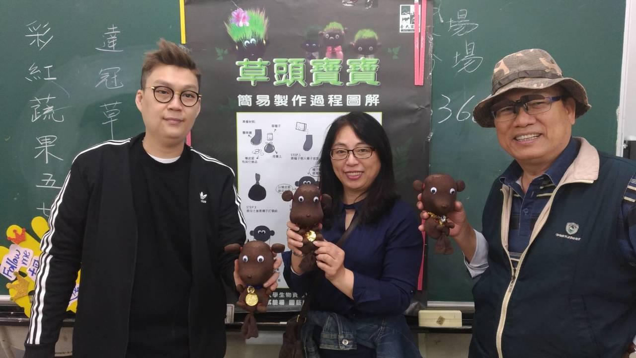 北市大安區公所連續舉辦7年的「走讀大安文化節」,今年與台灣大學合作,體驗不一樣的...