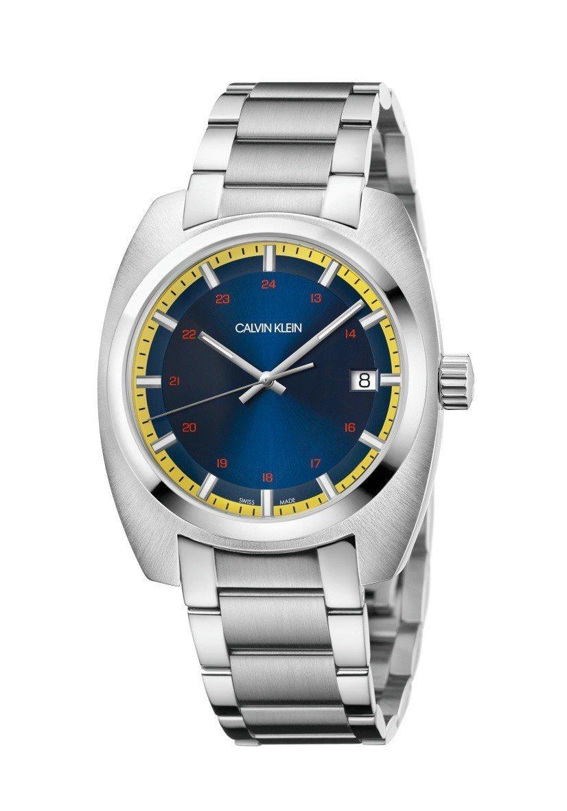 Achieve成就系列腕表,8,800元。圖/CALVIN KLEIN 提供