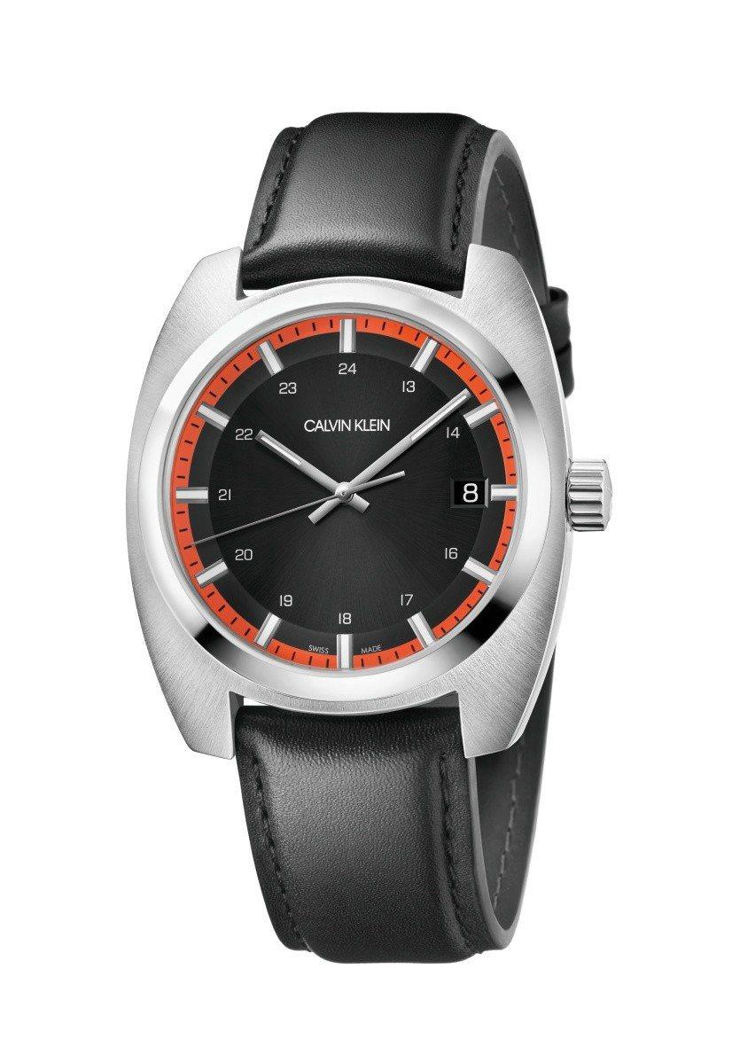 Achieve成就系列腕表,7,400元。圖/CALVIN KLEIN 提供