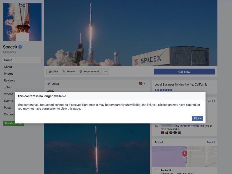 特斯拉創辦人馬斯克,加入刪除臉書帳號活動,在粉絲挑戰下,先後刪除SpaceX與T...